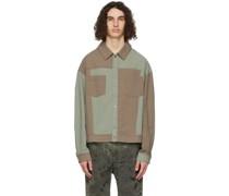 Button-Down Desert Hemd