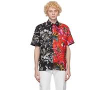 & Monster Plant Short Sleeve Hemd