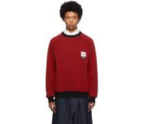 Side Zip Sweatshirt