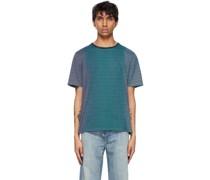 Batik Stripe Monogramme Tshirt