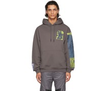 Cat Lap Relaxed Hoodie