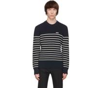 & Merino Breton Stripe Pullover