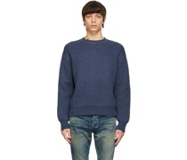 Merino Wool Structure Pullover