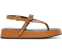 Flatform Sandale