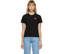 Layered Heart Tshirt