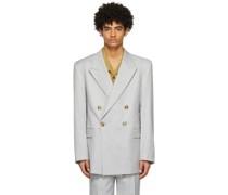 Boxy Anzug Blazer