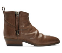 Leather Vian Stiefel