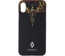 Black Leopard Wings iPhonecase