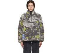 Sherpa Fleece Half-Zip Pullover