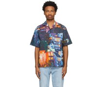 Seth Armstrong Edition Graphic Short Sleeve Hemd