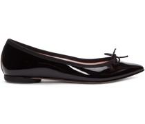 Patent Brigitte Ballerina Flats