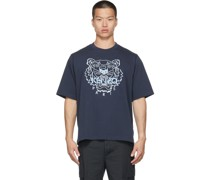 Tiger Embroidered Tshirt