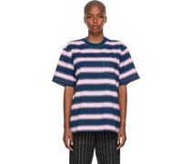 & Sands Stripe Tshirt