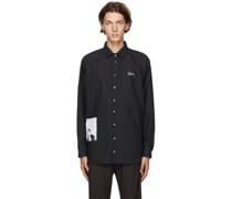 Graphic Oversize Hemd