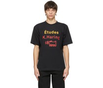 Keith Haring Edition Wonder Barking Dog Tshirt