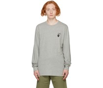 Slim Degrade Arrow Longsleeve Tshirt
