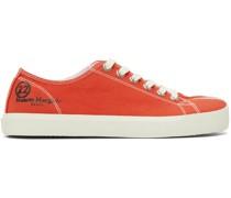 Canvas Tabi Sneaker