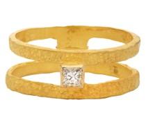 VVS Diamond Roxy Graphic Ring