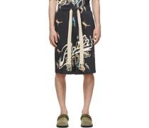 Paula's Ibiza Parrot Shorts