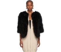 Feathers & Silk Jacke