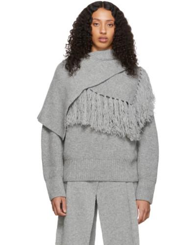 Schal Pullover