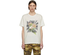 Floral Embroidered Tshirt