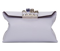 Four Ring Jewelled Clutch