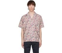 & Flower Aambala Short Sleeve Hemd