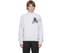 Air Mock Neck Sweatshirt