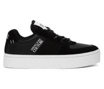 Platform Low-Top Sneaker