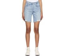Camilla Frayed Hem Shorts