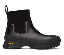 Neoprene Rain Chelsea Stiefel