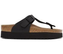 Papillio Birko-Flor Gizeh Platform Sandale