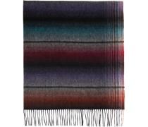 Wool Gradient Stripe Schal