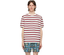 Striped Pocket Border Tshirt
