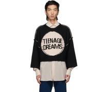 Short Oversized Pullover