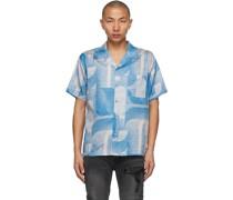 & Short Sleeve Hemd