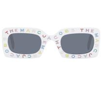 The Rectangular Sonnenbrille