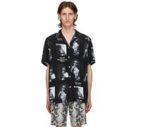 Bob Marley Edition Hawaiian Short Sleeve Shirt