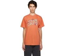 Flower Collegiate Tshirt