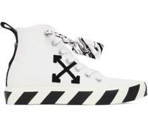 Mid Vulcanized Sneaker
