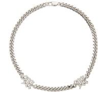 Curb Chain Halsband Halskette