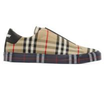 Contrast Check Markham Sneaker