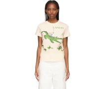 Babar Edition 'Book Of Colors' Alligator Tshirt