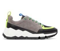 Suede Street Life Low-Top Sneaker