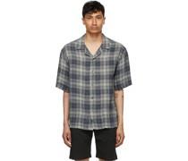 Linen Solana Romaso Short Sleeve Hemd
