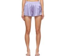 Silk Star Shorts
