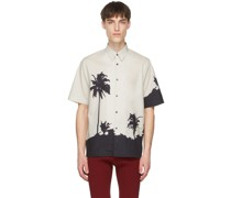 & Len Lye Edition Tattoo Short Sleeve Tshirt