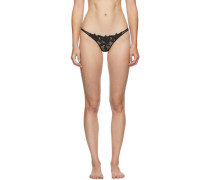 Lace Lily Cheeky Slip