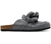 Chain Loafer Mule